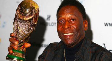 ¡Oficial! Pelé no va a asistir a la inauguración de Rusia 2018