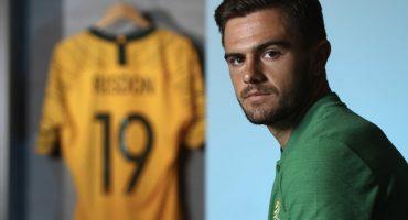 ¡Hay prioridades! Josh Risdon pospuso luna de miel para jugar el mundial con Australia
