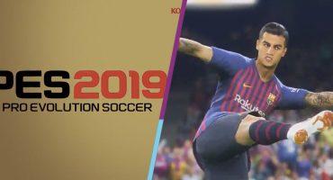 ¡Llegó el trailer del PES 2019! Coutinho, el protagonista del video