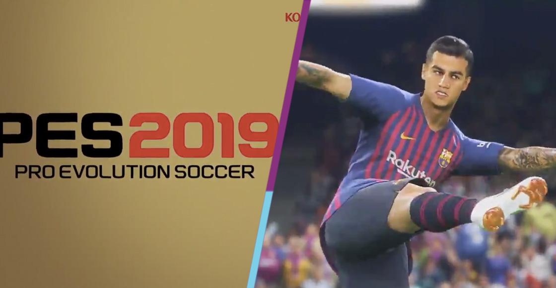 """Romero, en el trailer de Pes 2019 - Deportes"""""""
