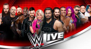 ¡Ya están disponibles los boletos para la WWE en México! 🇲🇽️