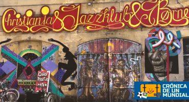 Bienvenidos a Christiania: La anárquica ciudad donde no existen leyes ni gobernantes