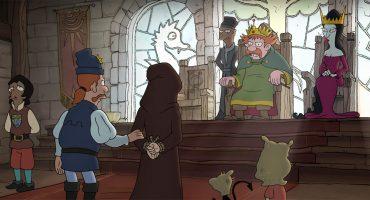 Sale el primer teaser de 'Disenchantment', la serie de Matt Groening para Netflix