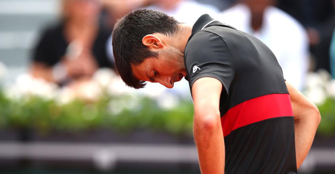 Djokovic eliminado