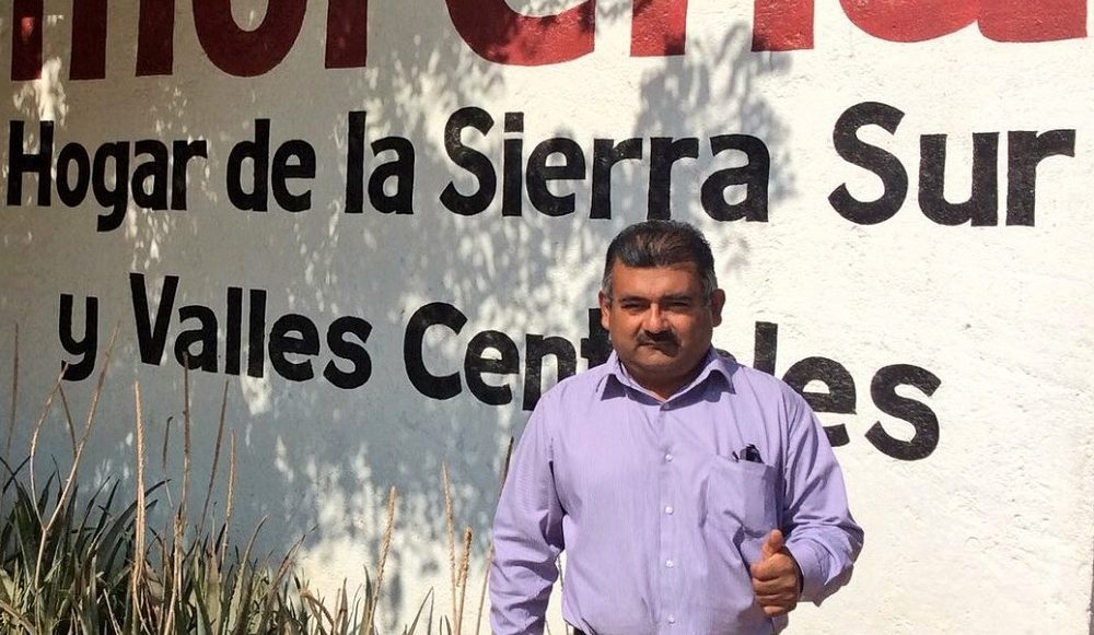 Emigdio López Avendaño, candidato a diputado por Morena