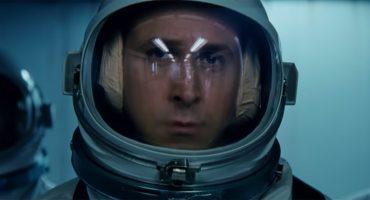 Ryan Gosling al espacio: Por acá el primer tráiler de 'First Man'