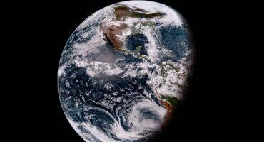 Así se ve el planeta tierra desde el GOES-17, el satélite meteorológico más sofisticado de Estados Unidos