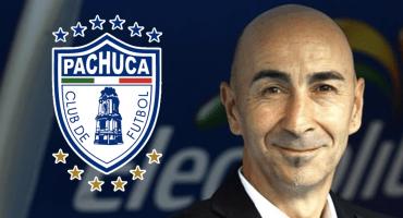 Pachuca presentó a Francisco Ayestarán como su director técnico
