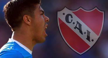 """Francisco """"Gato"""" Silva deja Cruz Azul para irse al Independiente de Argentina"""