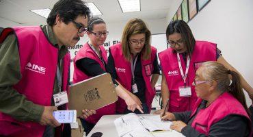 36 por ciento de los funcionarios de casilla en el Estado de México renunciaron: INE