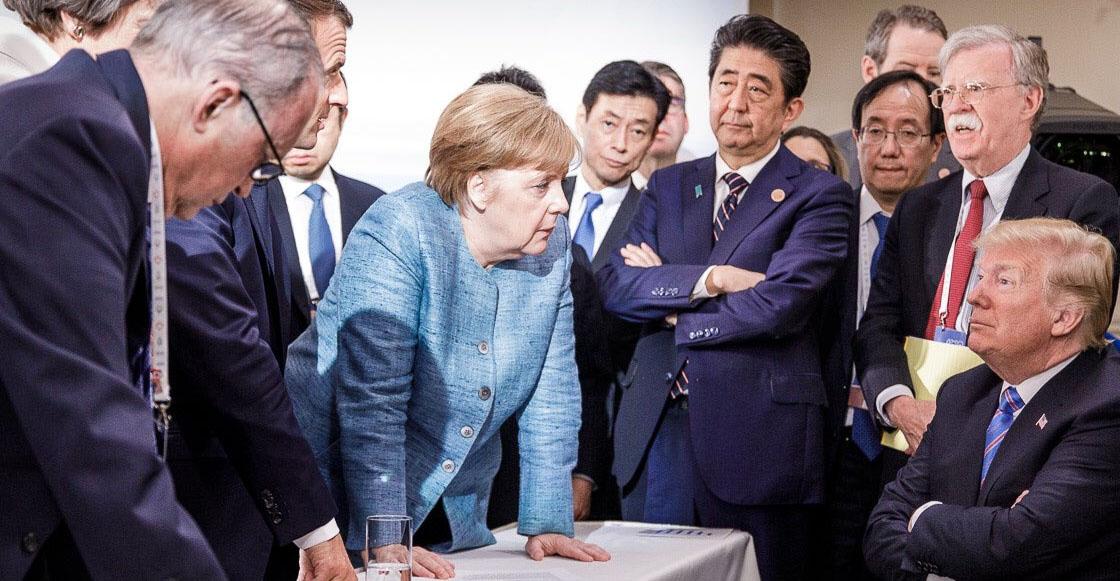Entre amenazas y acuerdos concluye la Cumbre del G7