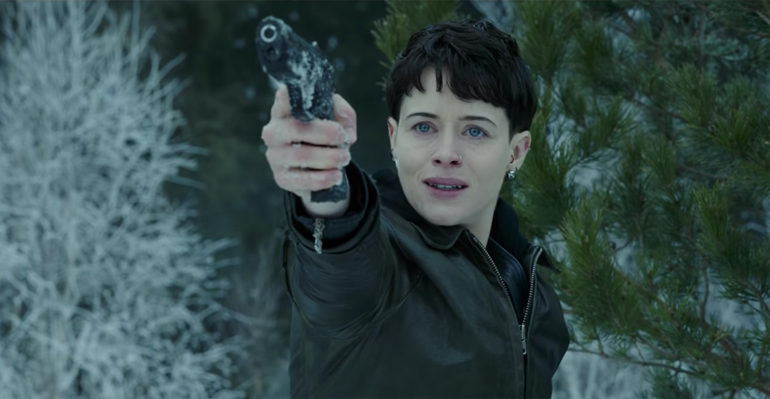 Primer tráiler de 'The Girl in the Spider's Web'