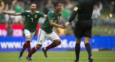Postes, abucheos y el gol de Giovani; lo que nos dejó el triunfo sobre Escocia