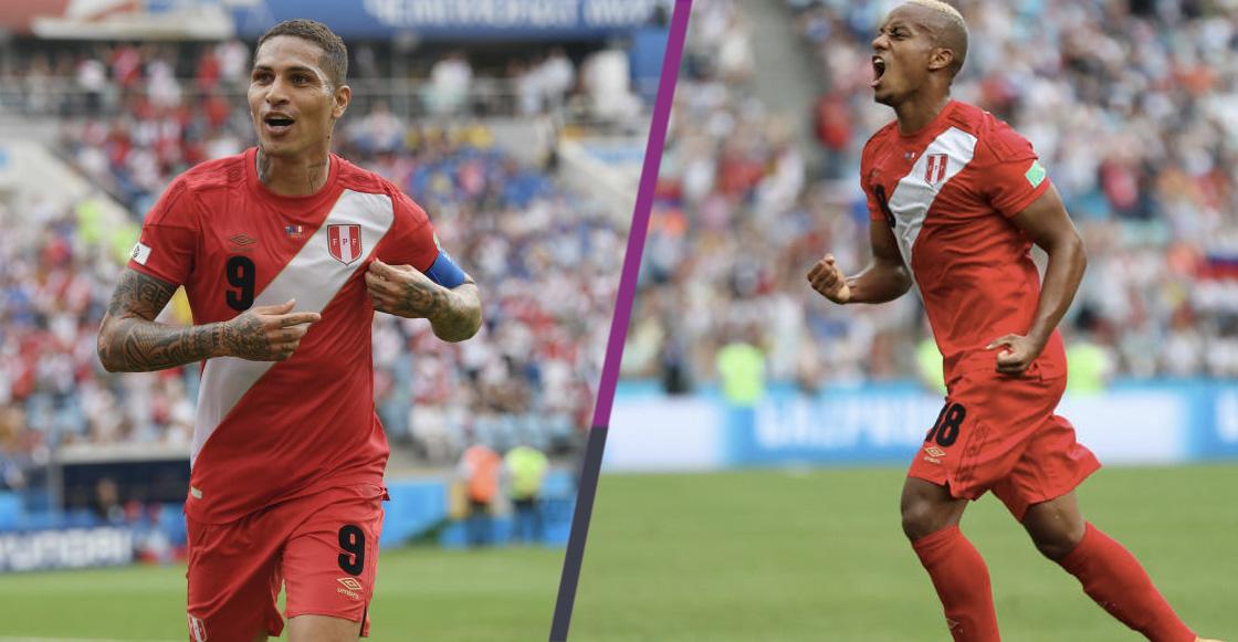 ¡Locura total! Así narraron los goles de Perú: Guerrero y Carrillo, los héroes