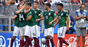Los goles de la Selección Mexicana al arrancar los Mundiales