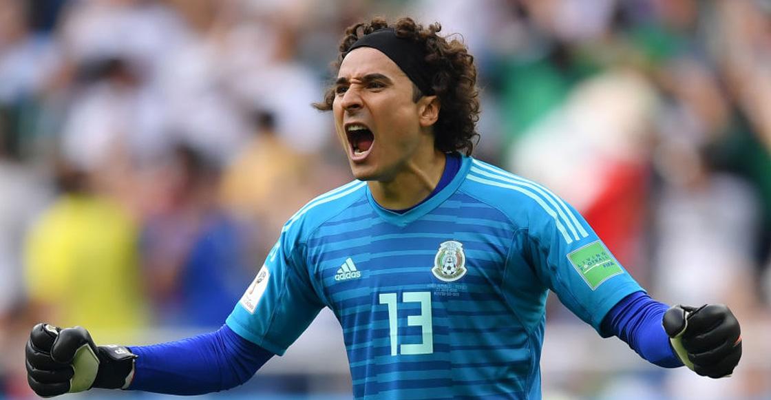 ¡Pum! A Guillermo Ochoa le importa poco el triunfo de Alemania