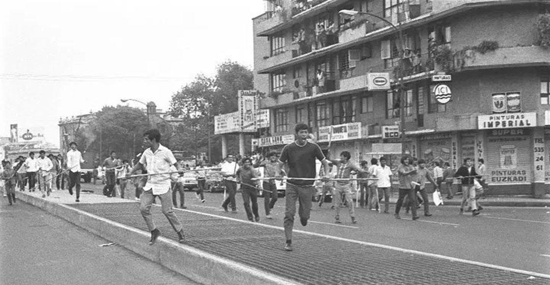Resultado de imagen para halconazo 1971