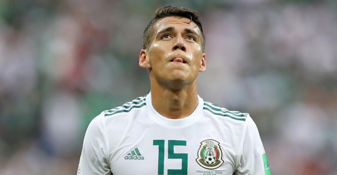 Héctor Moreno no jugará los Octavos de final
