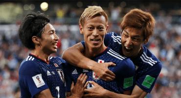 ¡De Pachuca para el mundo! Honda rescata a Japón frente a Senegal