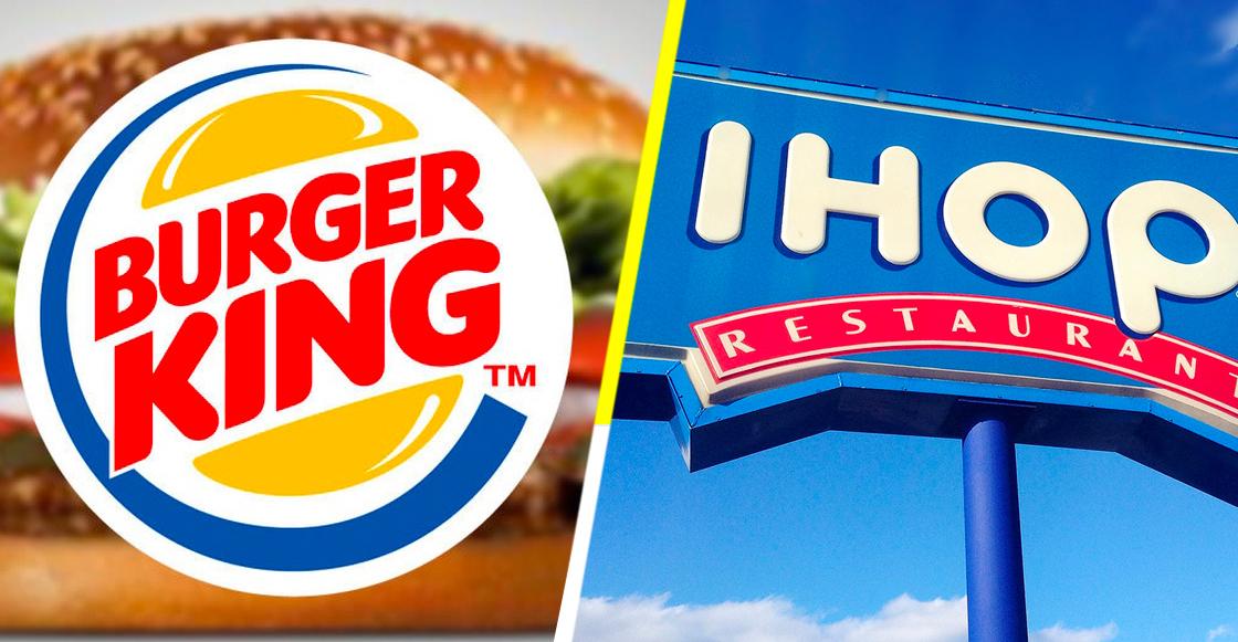 ¡Hay tiro! Burger King trollea a IHOP de la forma más É-PI-CA