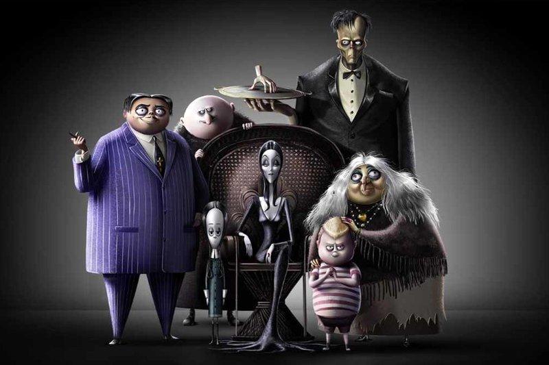 ¡'La Familia Addams' está de regreso con Charlize Theron y Finn Wolfhard!