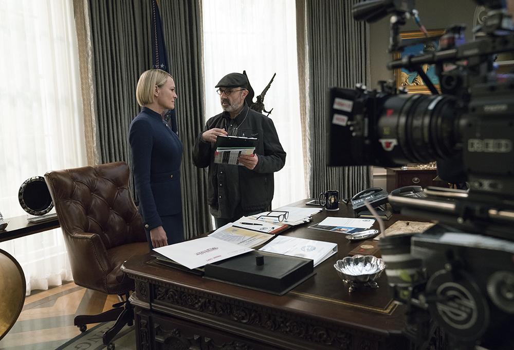 Sin Kevin ni Frank: Primeras imágenes de la última temporada de 'House of Cards'