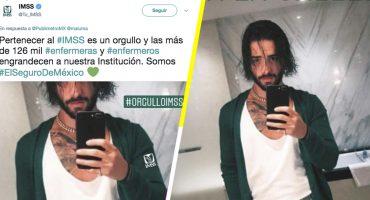¡JAJA! Maluma se convierte en el meme del IMSS