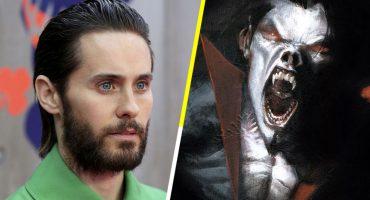 Jared Leto será el protagonista de 'Morbius', spin-off de 'Spider-Man'