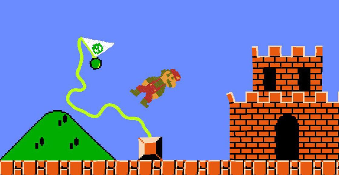 Jelly Super Mario Bros,. la versión gelatinosa del clásico videojuego