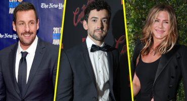Luis Gerardo Méndez se une a Jennifer Aniston y Adam Sandler para nueva película de Netflix