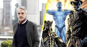 Jeremy Irons se une al elenco de la serie 'Watchmen' para HBO