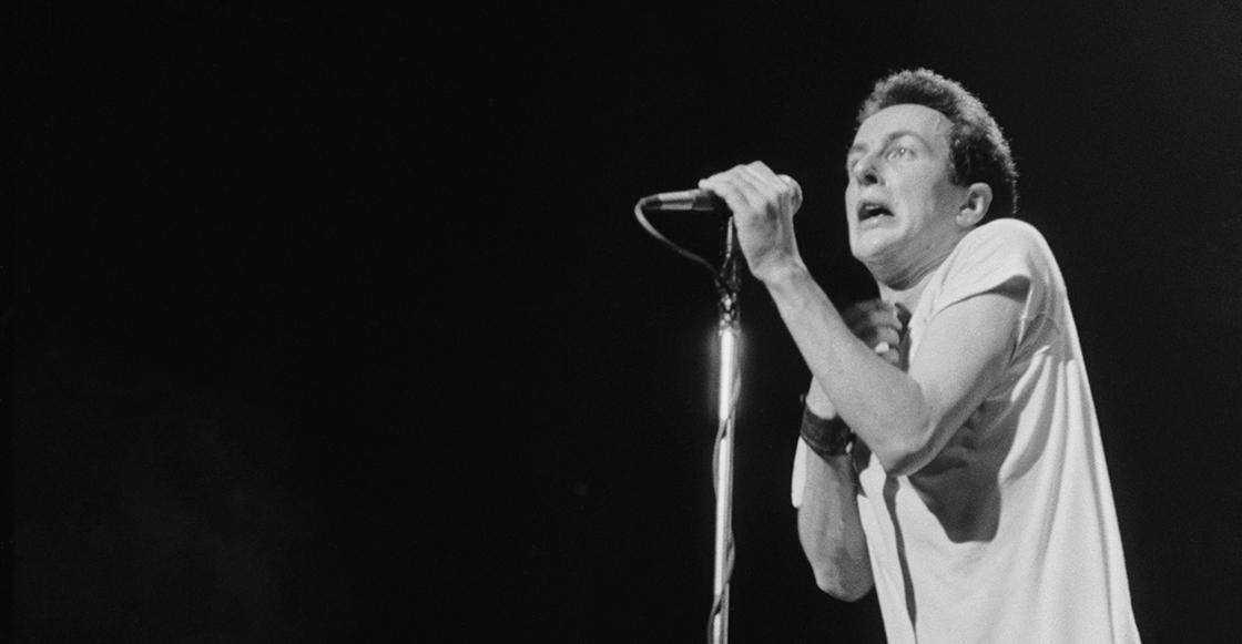 Joe Strummer is back! Saldrá una compilación con material inédito del cantante