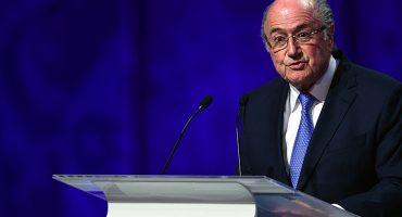 ¡Aguantaaa! Blatter propone a Inglaterra e Irlanda para el Mundial del 2030