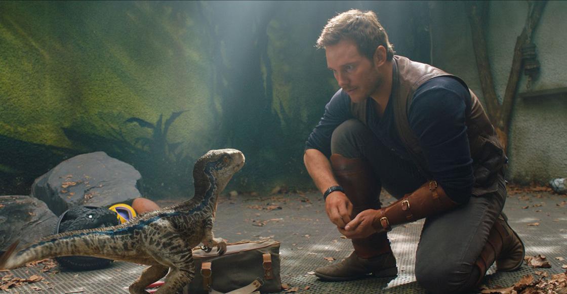 Te regalamos pases dobles para la premiere de 'Jurassic World: El reino caído'