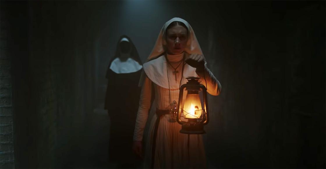 Del universo de terror de 'El Conjuro', llega el primer tráiler de 'La monja'