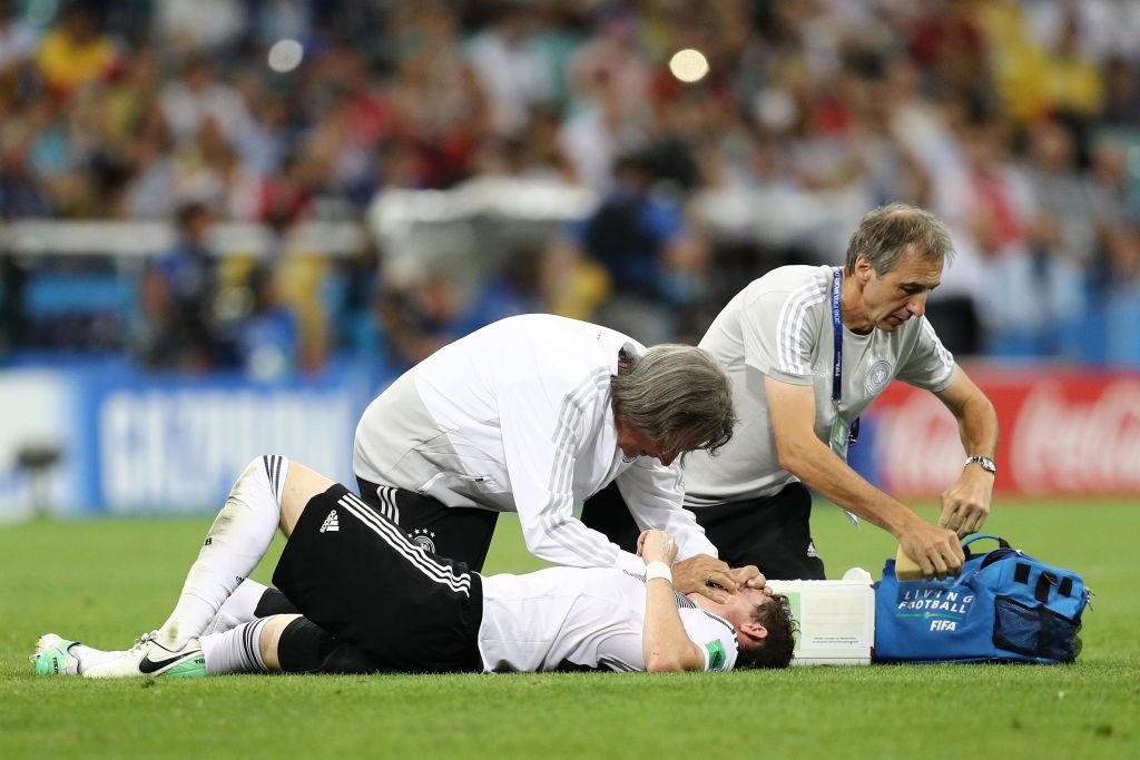 La 'maldición' del campeón: Alemania quedó eliminada en primera ronda