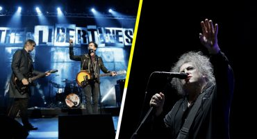The Libertines coverea 'Boys Don't Cry' de The Cure durante el Meltdown