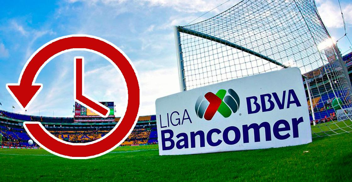 WTF? 8 equipos de la Liga MX cambiarían horario para Apertura 2018