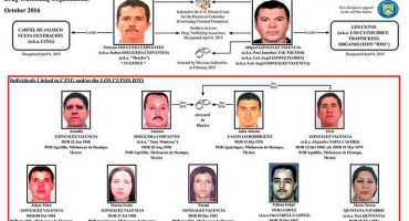 En Jalisco, detienen a líderes de