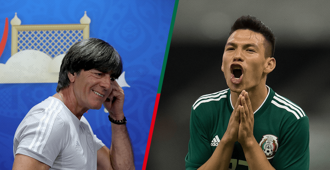 Histórico triunfo de México sobre Alemania