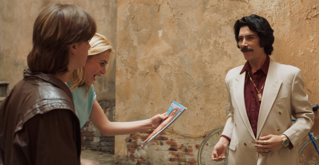 ¿Será Marcela? Acá las reacciones al 10° capítulo de 'Luis Miguel: La Serie'