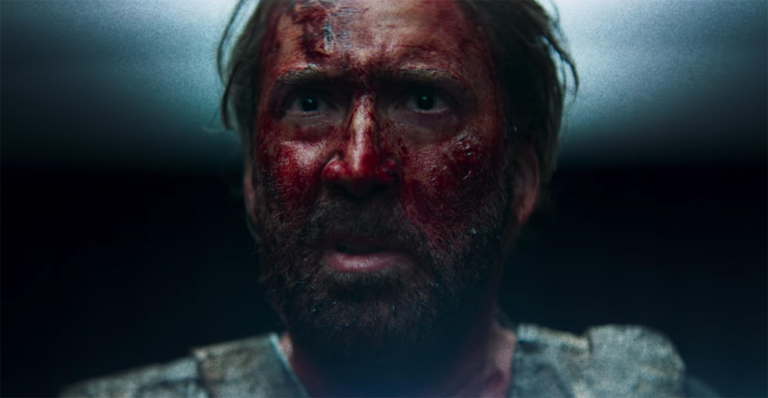 'Eres especial, Mandy' Sale el primer tráiler de 'Mandy' con Nicolas Cage