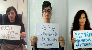 La víctima de violación colectiva por  'La Manada' en San  Fermín escribe su sentencia final en una carta