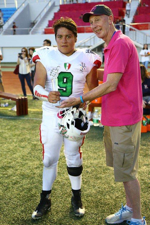 México Tricampeón Mundial Universitario