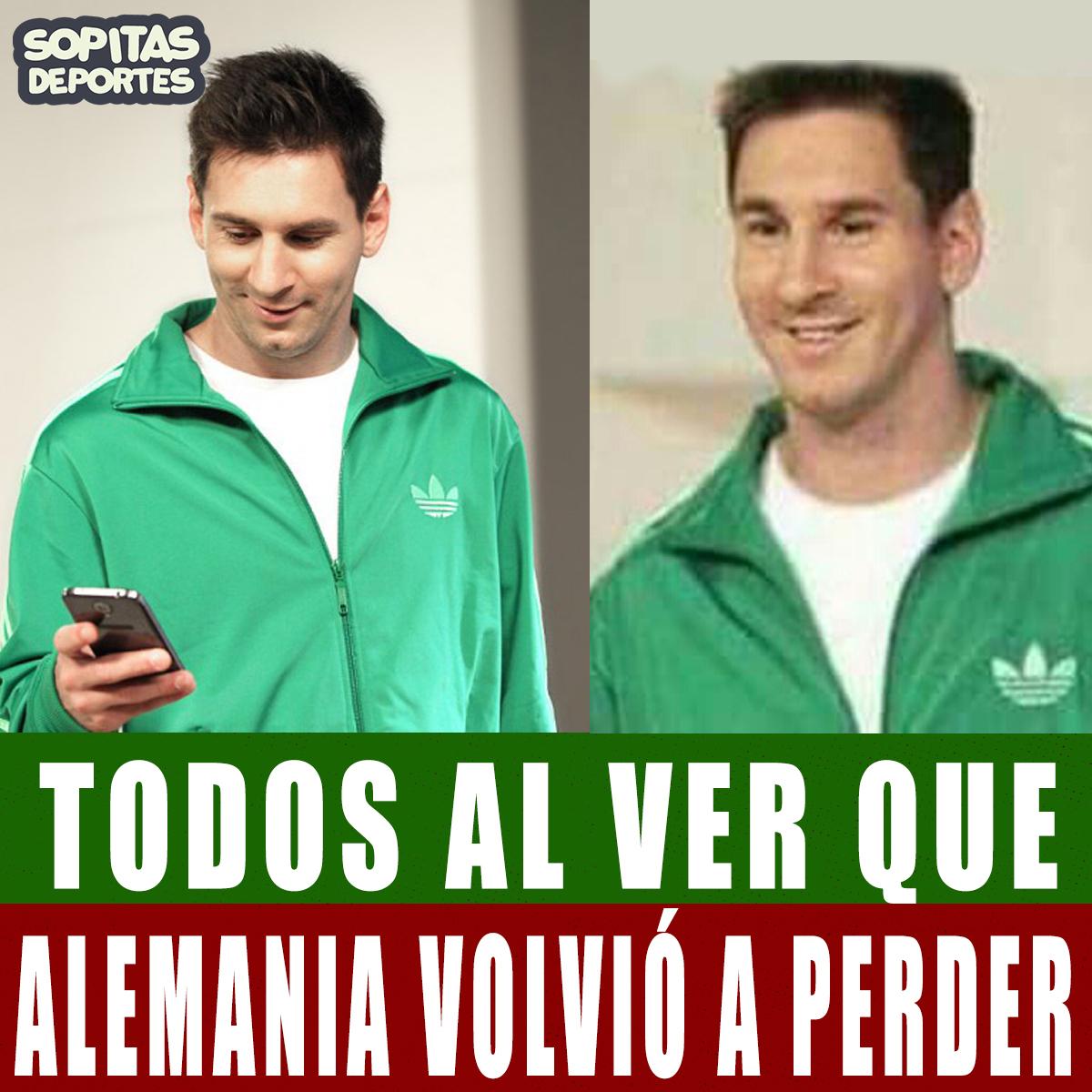 Los memes del México vs Escocia