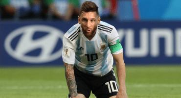 La extraña maldición de Lio Messi continua en los Mundiales