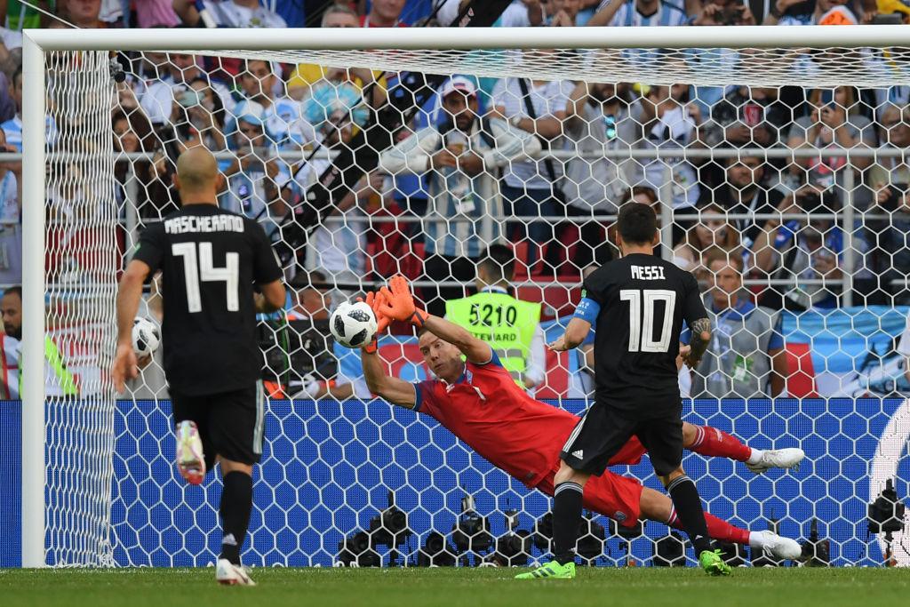 ¿Por qué se falla un penalti?