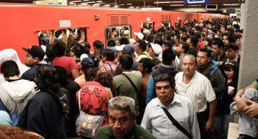 ¡Pa'l calor! Instalan hidroventiladoresy bebederos en estaciones del Metro de la CDMX
