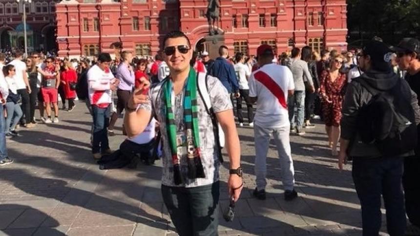 Mexicano desaparecido en Rusia