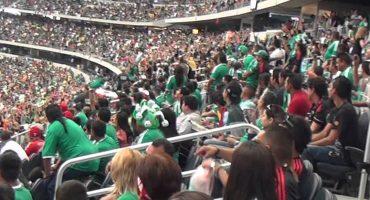 ¡Te llevamos al palco del estadio para que le digas adiós al equipo mexicano!